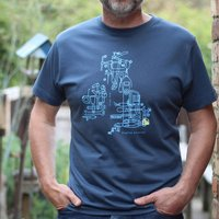 Shed Life Handyman T Shirt With Personalisation