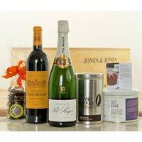 Champagne And Fine Wine Gift Hamper Box