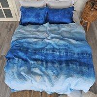 Handmade Linen Duvet Cover Set
