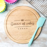 Personalised Baking Board For Her / Mum