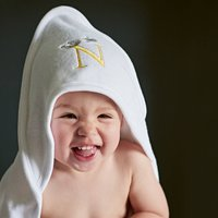 Alphabet Baby Towel