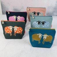 Sheep Make Up Bag