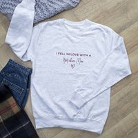 Fell In Love With… Personalised Jumper