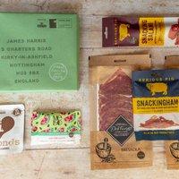 Best Of British Charcuterie Meats Letter Box Hamper
