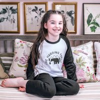 Personalised Childrens Polar Bear Pyjamas