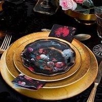 Floral Baroque Tableware