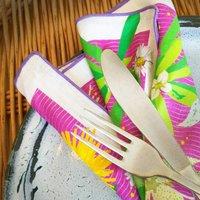 Set Of Linen Napkins