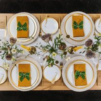 A Spring Fling Tablescape Table Décor Package