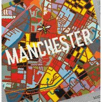 Manchester City Map Tapestry Kit