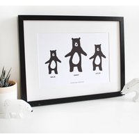 Dance Like Your Dad A4 Print