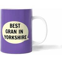 Best Gran In Yorkshire Mug