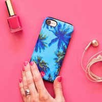 Palm Sky iPhone Cases