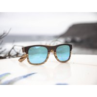 Wooden Sunglasses | Maverick | Polarised Lens