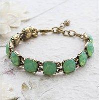 Nancy Cushion Cut Bracelet