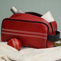 Cricket Sports Ball Wash Bag