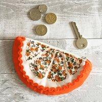 Slice Of Orange Coin Purse
