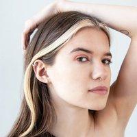 Silver Cuff Earring, Silver