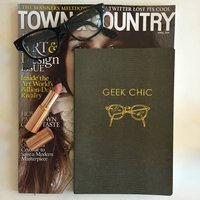 A5 Softcover 'Geek Chic' Notebook