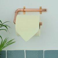 Copper Toilet Paper Holder