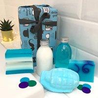 Gift Set Of Bath Bombs For Men