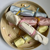Reusable Easter Personalised Crackers Box Of Four
