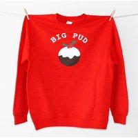 'Big Pud' Christmas Jumper