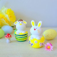 Paint Your Own Easter Decorations
