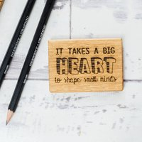 It Takes Big Heart Magnet