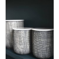 Ceramic Danish Storage Jars