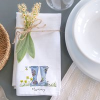 Pair Of Personalised Welly Boot Napkins