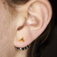 Purple Amethyst Designer Earrings