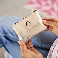Sisters Leather Coin Purse
