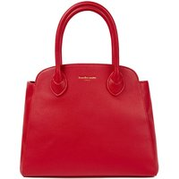 Red Anna Tote Bag