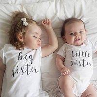 'Big Sister' T Shirt