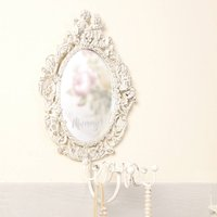 Aurielle Personalised Antique Style Wall Mirror
