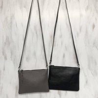 Fair Trade Leather Cross Body Bag Clutch Purse