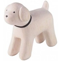 Handmade Wooden Animal Poodle
