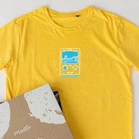 Organic Cotton Vintage Gaming T Shirt