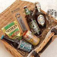 Personalised Premium Craft Beer Hamper