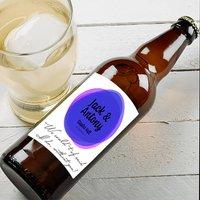 Personalised Cider