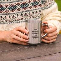 Personalised Steel Mug