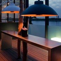 Heatsail Dome Patio Heater Pendant Light