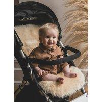 Baa Baby All Style Sheepskin Pram Liner Honey Long