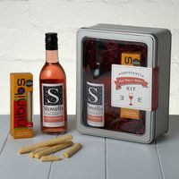 Emergency Rose Wine And Nibbles Kit