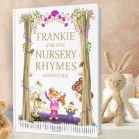 Personalised Nursery Rhymes And Poems Book
