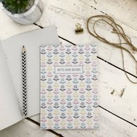 A5 Recycled Bits And Bobs Notebook