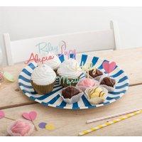 Personalised Set Of Five Name Cake Topper Picks
