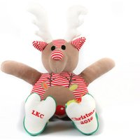 Personalised Keepsake Reindeer