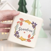 Personalised Mothers Day Gift For Grandma