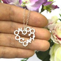 Personalised Love Chemistry Necklace